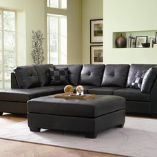 contemporary sectional sofas by CheaperFloors