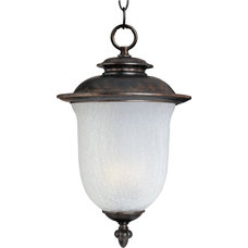 Transitional Outdoor Hanging Lights by We Got Lites