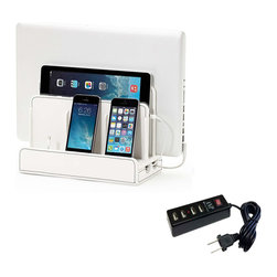 Shop Contemporary Charging Stations On Houzz