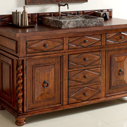 Solid Wood Designer Bathroom Vanities - Continental collection by James Martin F - Solid Wood Designer Bathroom Vanities - Continental collection by James Martin Furniture from HomeThangs.com - http://www.homethangs.com/bathroom-vanities/home/james-martin/by-brand/384.html