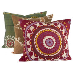 mediterranean pillows by Jayson Home