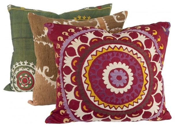 Mediterranean Decorative Pillows by Jayson Home
