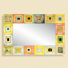 Eclectic Mirrors by Hayneedle