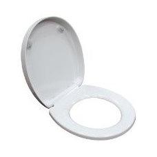 Amazon.com: American Standard 5121.110.020 Boulevard Luxury Round Front Toilet S