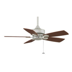Fanimation FP8042SN 42 Inches Ceiling Fan Cancun Collection -