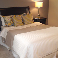 Traditional Bedroom by Hunter Home Staging & Design LLC