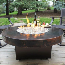 Contemporary Fire Pits by GarCo Grills and More