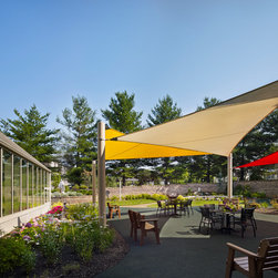Retirement Home Greenhouse | Solar Innovations, Inc. Greenhouses -