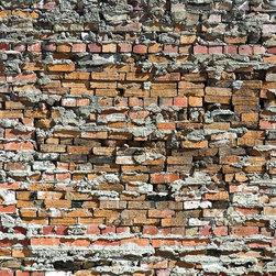 Magic Murals - Brick Wall Wallpaper Wall Mural - Self-Adhesive - Multiple Sizes - Magic Murals - Brick Wall Wall Mural