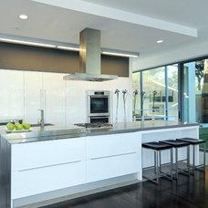 Modern Kitchen Hoods And Vents by Futuro Futuro Kitchen Range Hoods