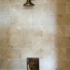 Mediterranean Bathroom by D for Design