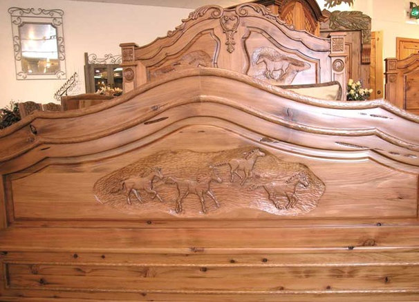 Eclectic Headboards by SCOTTSDALE ART FACTORY