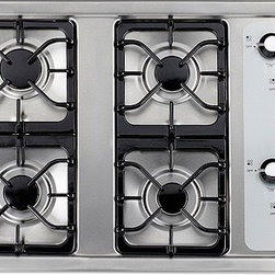 IKEA of Sweden - DÅTID Gas cooktop - Gas cooktop, Stainless steel