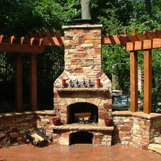Contemporary Firepits by Signature Outdoor Concepts