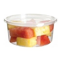 Eco-products 12 Oz Round Deli Container - Case Of 500 - 12 oz. Round Deli Container