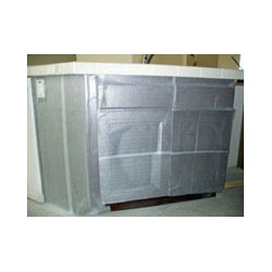 Cabinet Protection - Builders Site Protection