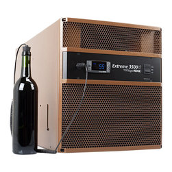 WhisperKOOL - WhisperKOOL Extreme 3500ti Cooling Unit - Don't sweat your cellar! This cooling unit offers the most advanced temperature control that's nearly noiseless too. Now you can enjoy your wine — and your peace and quiet.