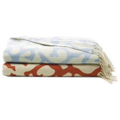 mediterranean throws by Williams-Sonoma Home