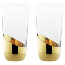 Modern Wine Glasses by Made in Design