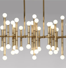 modern chandeliers by Jonathan Adler