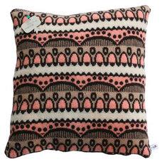 Eclectic Pillows by edenandeden.com