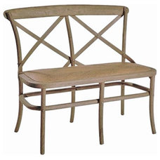 Traditional Dining Benches by redefinehomestore.com