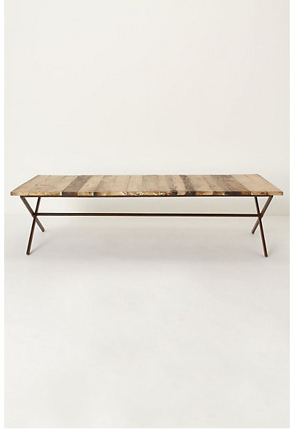 Rustic Coffee Tables by Anthropologie