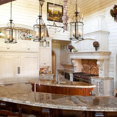 Traditional Kitchen Cabinetry by Inspirations Kitchen and Bath