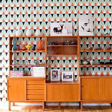 Modern Wallpaper by Isak