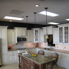 Traditional Kitchen Cabinetry by CL Kitchens Bath & Closets
