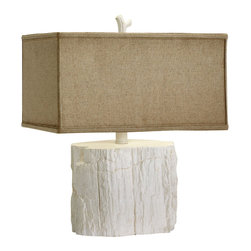 Cyan Design - Simon Lamp - Simon lamp - white