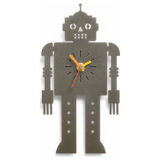 Eclectic Clocks by Not on the High Street