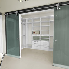 Contemporary Rendering by Armadi Closets