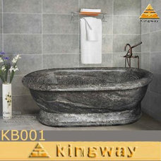 traditional bathtubs by Kingway Stone Inc.