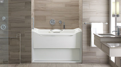 modern bathtubs by Kohler