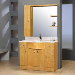 Dreamline Eurodesign Vanity DLVRB-313 - PRODUCT SPECIFICATIONS