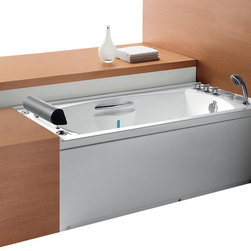 Eagle Bath - Eagle Bath 60 Inch Whirlpool Bathtub - Right Configuration - FEATURES: