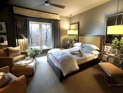Bedroom HGTV Dream Home 2011 Master