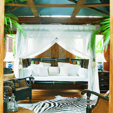 Eclectic Beds by Idlewild Furnishing