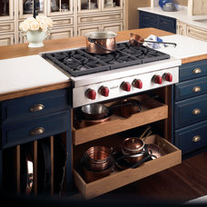 Traditional  by Plain & Fancy Custom Cabinetry