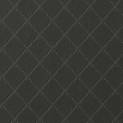 BN Wallcoverings - Black Diamond Ease Wallpaper - Double Roll - Black Diamond Ease Wallpaper is unpasted and has 1. 6 inches pattern repeat. Collection name: Tintoretto Size of each double roll is 21 inches x 33 feet. Each double roll covers about 57. 75 square feet / 5. 36 square meters. Made in Europe.