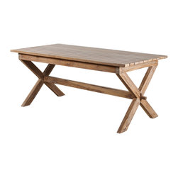 Chennai Dining Table - Product Features: