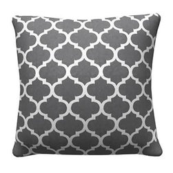 CyberFurnishinginc - Accent Pillow, Set of 2 - Dress up your sofa set and living room with a stylish accent pillow.