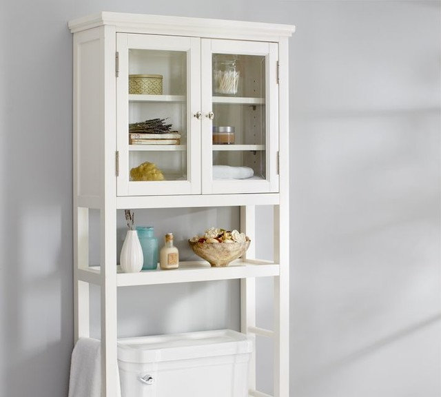 Traditional Bathroom Cabinets And Shelves by Pottery Barn