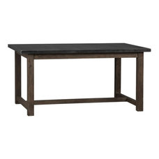 eclectic dining tables by Crate&Barrel