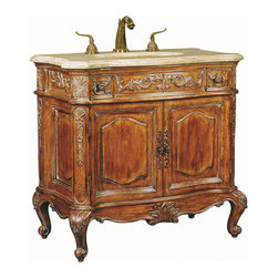 "37.5"" Private Retreat Single Bath Vanity -"