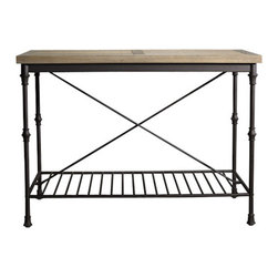 Curations Limited - Luzern Bar Table -