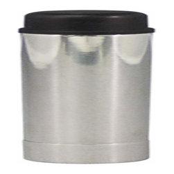 INOX - INOX DSIX09, Door Stop, Wall Mount, Polished Stainless Steel - INOX DSIX09, Door Stop, Wall Mount, Polished Stainless Steel