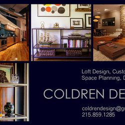 Projects ranging from custom pieces to full scale interiors and build outs - George Coldren
