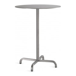 20-06 Round Bar Table 24